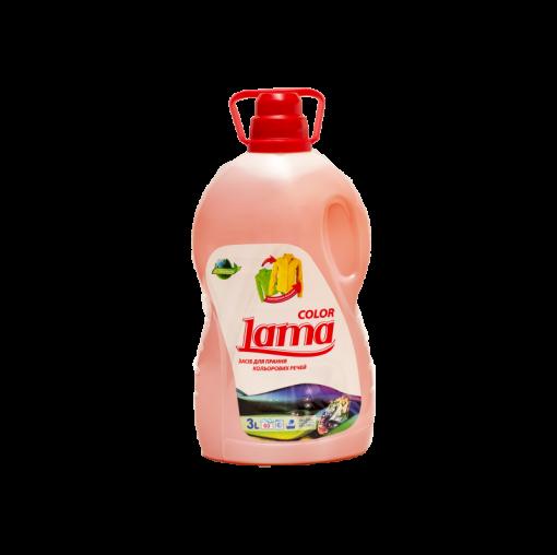 """Средство для стирки """"Lama"""" Color 3л"""
