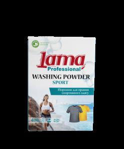 """Стиральный порошок """"Lama"""" Professional Sport 0.4кг"""