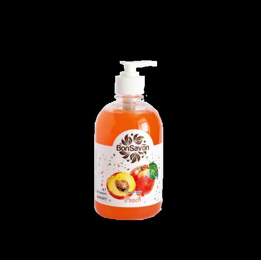 """Жидкое мыло """"Bon Savon"""" Персик 0.5л"""