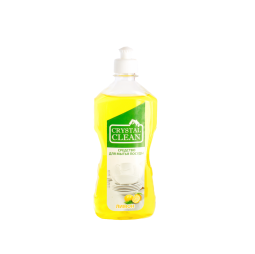 "Средство для посуды ""Crystal Clean"" Лимон 475мл"