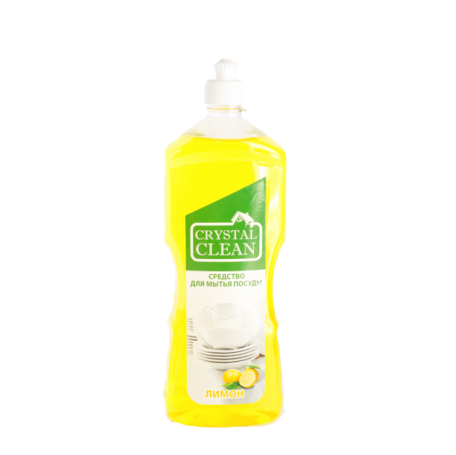 "Средство для посуды ""Crystal Clean"" Лимон 945мл"