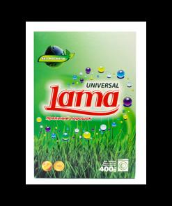 """Стиральный порошок """"Lama"""" Universal 0.4КГ"""