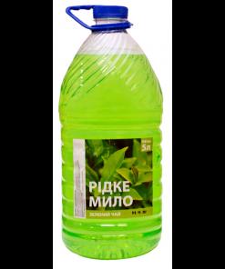 Жидкое мыло Зеленый чай 5л